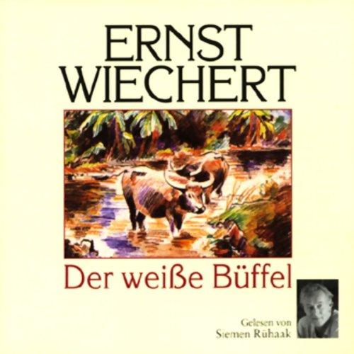 Der weiße Büffel Titelbild