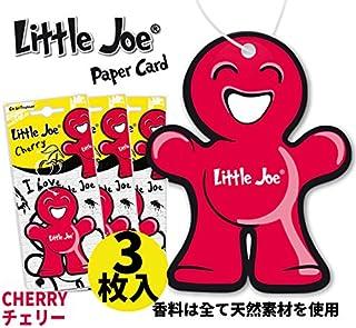 Little Joe 265010 Lufterfrischer Paper, Duft Cherry, Rot