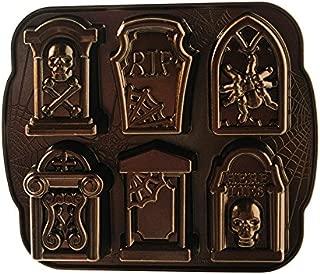 Nordic Ware 91848 Tombstone Cakelets, 11.75 x 10.13, Bronze