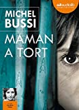 Maman a tort - Livre audio 2CD MP3 - Audiolib - 10/06/2015