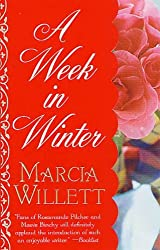 Books Set in Cornwall: A Week in Winter by Marcia Willett. Visit www.taleway.com to find books from around the world. cornwall books, cornish books, cornwall novels, cornwall literature, cornish literature, cornwall fiction, cornish fiction, cornish authors, best books set in cornwall, popular books set in cornwall, books about cornwall, cornwall reading challenge, cornwall reading list, cornwall books to read, books to read before going to cornwall, novels set in cornwall, books to read about cornwall, cornwall packing list, cornwall travel, cornwall history, cornwall travel books