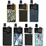 LostVape Orion DNA Replay Pod System Kit e Zigarette Nikotinfrei Farbe Schwarz (Carbon)