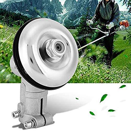 AMAZOM 9 Zähne Außengetriebekopf Rundstangenmäherkopf 26 Mm Zahnrad Ersetzt Das Getriebe des Rasenmäher-Grasschneiders