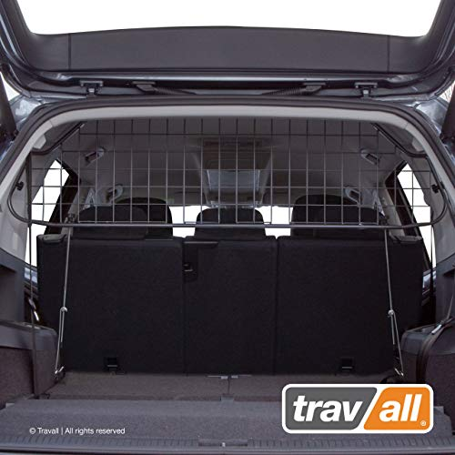 Travall Guard Hundegitter TDG1601 - Maßgeschneidertes Trenngitter in Original Qualität