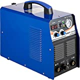 VEVOR Soldadora Inversor IGBT, CT-312 Multifunción 3 en 1, Cortadora de Plasma/TIG/MMA, 4,2 kVA, 20-120 A, Máquina de Soldadura TIG Inverter por Arco Espesor de Soldadura, 1-8 mm, Panel LCD