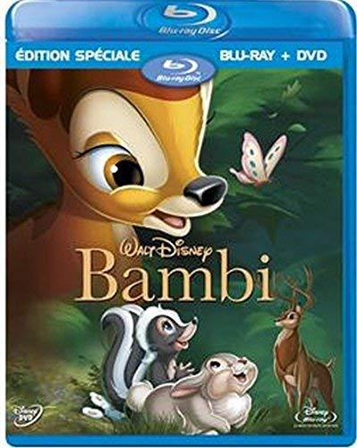 Blu-Ray - Bambi+Dvd [Edizione: Francia] (1 BLU-RAY)