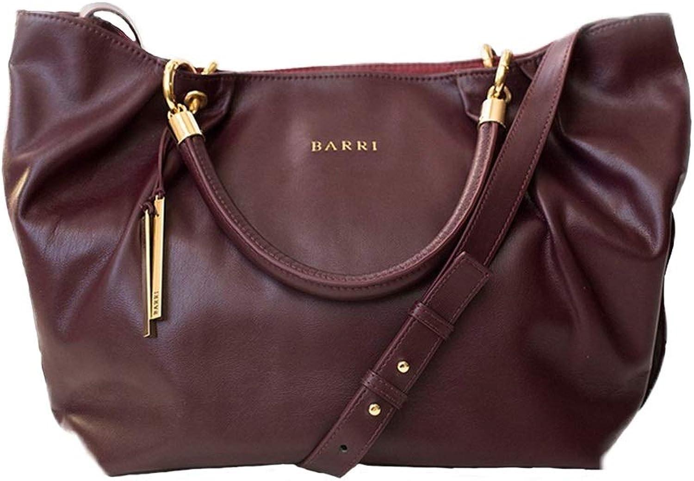 Shoulder Bag for Women Vegan Leather Large