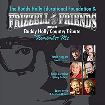 Frizzell & Friends Buddy Holly Country Tribute