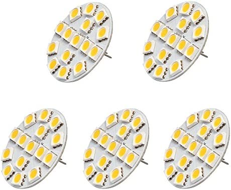 HERO LED BG4 15T WW Standard Back Pin G4 LED Halogen Replacement Bulb 3W 30W Equal Warm White product image