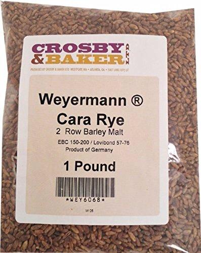 Weyermann Cara Rye Malt 1 Lb.