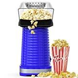 Popcorn Maker Machine, Hot Air Popcorn Popper for Home, No Oil, Healthy Snack