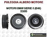 PULEGGIA BGA ALBERO MOTORE CODICE DP0374