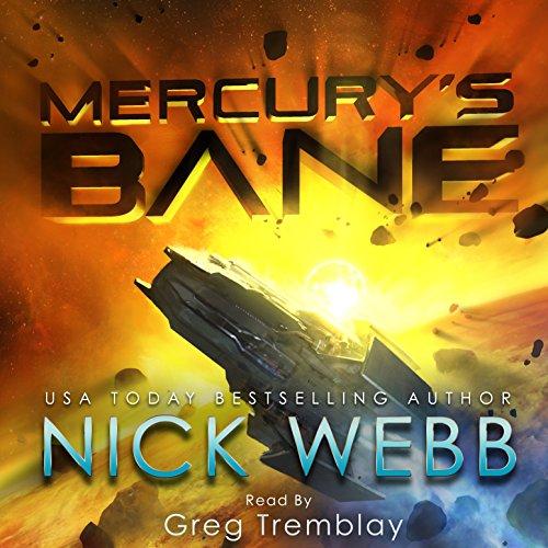 Mercury's Bane audiobook cover art