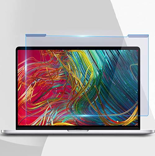 Bueuwe Panel Protector de Pantalla Colgante para el Monitor de 12-17 Pulgadas de computadora portátil. Bloqueo DE LUZ Blue/PELÍCULA Anti UV/Filtro DE RADIACIÓN,15.4' 360 * 240mm