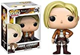 ZGZZ Pop: Attack on Titan - Annie Leonhart # 236 ilustración Coleccionable de Regalos de Anime...