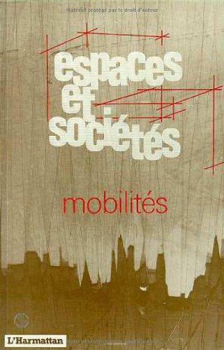 Espaces et sociétés, numéro 54-55