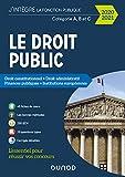 Le Droit public 2020-2021 - Droit constitutionnel - Droit administratif - ... - Institutions européennes (2020-2021)