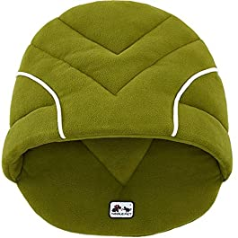 Pet Sleeping Bag, Soft Fleece Winter Warm Pet Dog Bed Small Dog Cat Sleeping Bag Puppy Cave Beds
