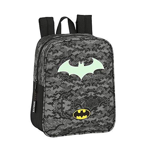 Batman Rucksack für Jungen, Kindergarten Rucksack, Tasche, Kinder Reisetasche, Fluoreszierendes Im Dunkeln Leuchten, Kindergarten Rucksack, Geschenk für Jungen!