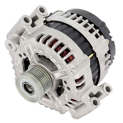 Alternators ECCPP 11301 for BMW 128i 2008-2013 3.0L BMW 328i 2007-2013 3.0L BMW X5 2007-2010 3.0L 180AMP ABO0391 12-31-7-550-968 12-31-7-551-256