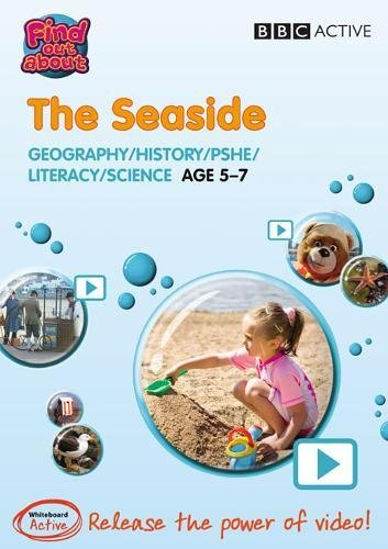 Find Out About the Seaside Pack (BBC Active Whiteboard Active)