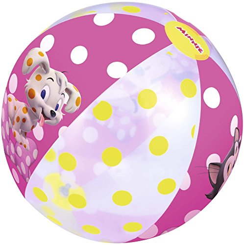 Pelota de Playa Hinchable Bestway Minnie Mouse