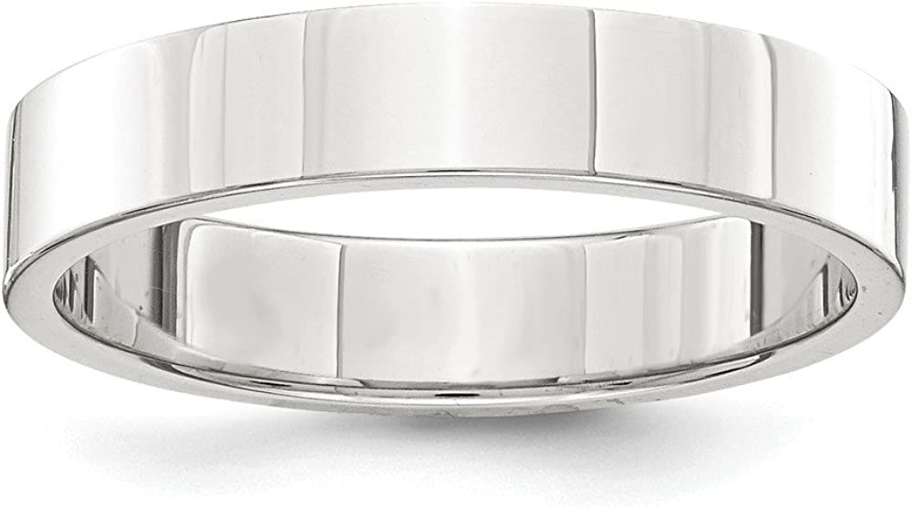 925 Sterling Silver 4mm Flat Wedding Plain Classic Max Japan Maker New 45% OFF Band Ring