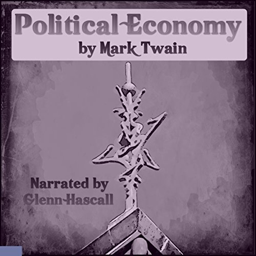 Political Economy audiobook cover art