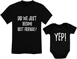 matching boy infant and toddler outfits