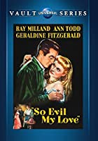 So Evil My Love / [DVD] [Import]