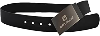 Mens Silicone Hydro Tech Belt, Athletic Water Proof, Adjustable All Weather Belt
