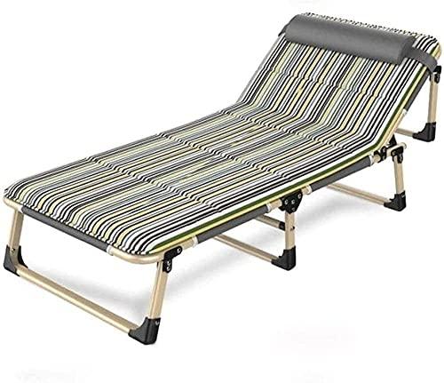 MION SillóN Reclinable Exterior, Sillón reclinable Plegable Longue Sillones reclinables Chaise Longue Chaise Longue Plegable Longue Beach Nap Balcón Hogar Ocio Respaldo Cama Individual Pare