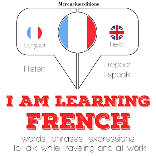I am learning French audiobook cover art