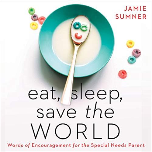 Eat, Sleep, Save the World cover art
