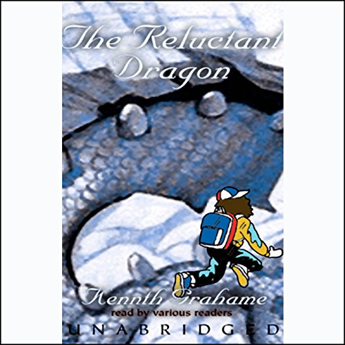 The Reluctant Dragon copertina