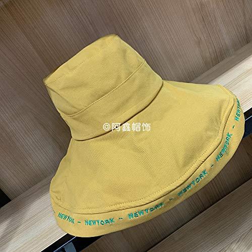 sdssup Kleinbuchstaben Seite Lanyard Tuch groß, Hut weiblich, gelb Einheitsgröße