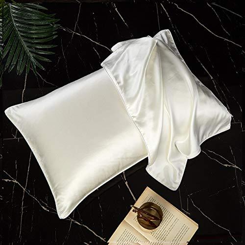 Pure silk pillowcase, silk pillowcase, natural silk pillowcase, mulberry silk pillowcase, daisy,480 * 740mm