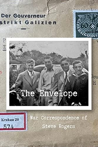 The Envelope: War Correspondence of Steve Rogers (English Edition)