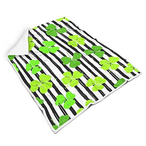 Rinvyintte knuffelig bont pluche deken voor bed Zorgvuldige afwerking voor volwassenen veelzijdige stijl
