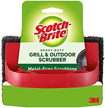 3M 7721 Scotch-Brite Heavy Duty Grill Scrubber
