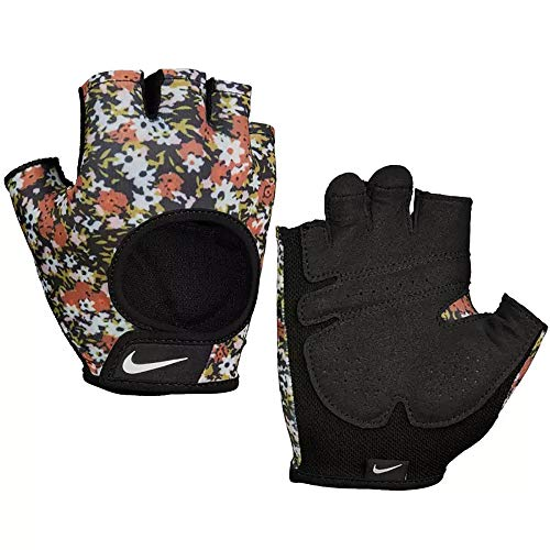 NIKE Gym Ultimate Guantes, Mujer, Multicolor, Small