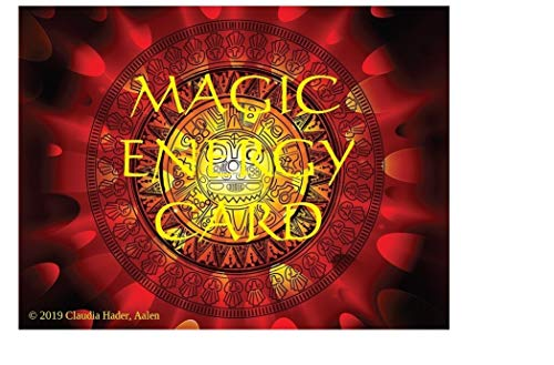 CLAUDIA HADER ~ MAGIC ENERGY CARD ~ für die Liebe, Finanzen, Wunscherfüllung, Freundschaft, Berufung, den Beruf, das Glück - CUTE NAILS