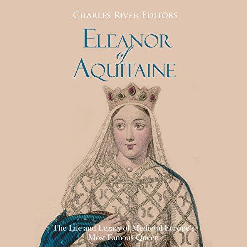 Eleanor of Aquitaine audiobook cover art