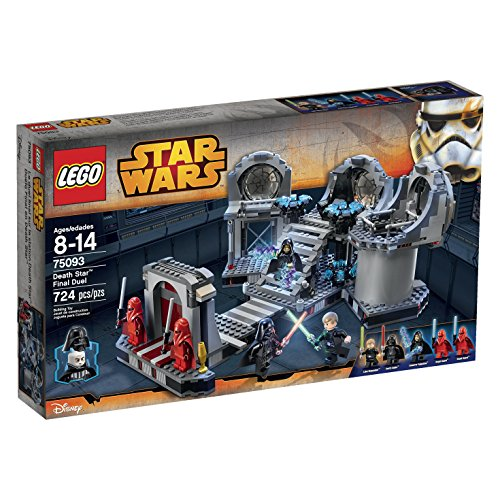 LEGO Star Wars Death Star Final Duel 75093 Building Kit by LEGO