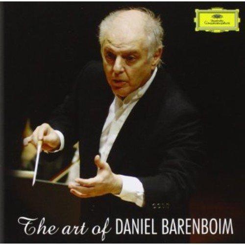 The Art of Daniel Barenboim: Nocturnes, Boléro, Romeo & Julia, die Walküre, La Marseillaise, uvm.