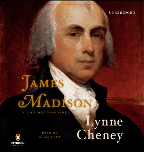 James Madison  By  cover art