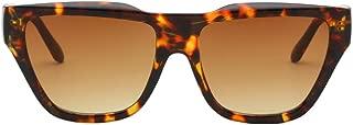 IPOTCH Chic Large Frame Plastic Sunglasses Oversized Anti UV Design Fashion Shades