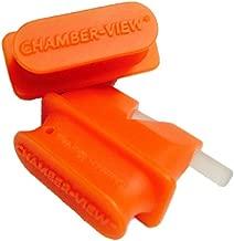 Chamber-View CV-004 0.22 Caliber Semi-Auto Pistol/Rifle Empty Chamber Indicator (ECI), Orange