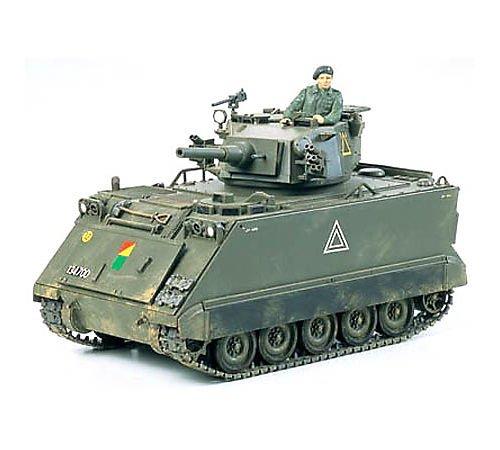 タミヤ 1/35 ミリタリーミニチュアシリーズ No.107 M113 A1 ファイヤーサポート 35107