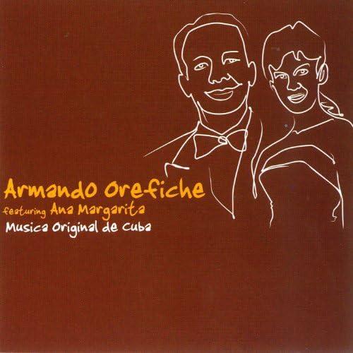 Armando Orefiche & Ana Margarita